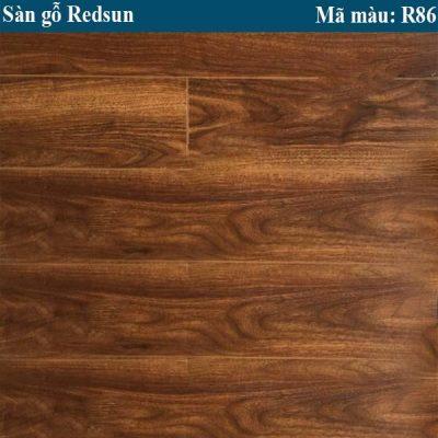 Sàn gỗ redsun R86