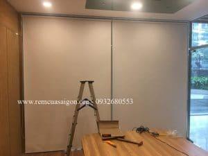 Rèm văn phòng KCN Trà Kha