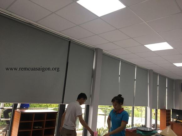 Rèm cửa KCN Phú Gia